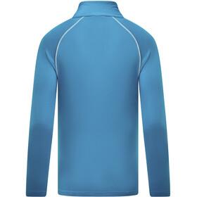 Dare 2b Consist II Core Stretch Langarmshirt Kinder petrol blue